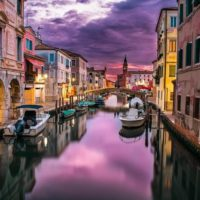 Запорожье — Венеция