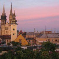 Запорожье — Загреб
