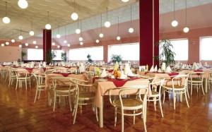ресторан в отеле Beethoven 3*, Теплице, Чехия