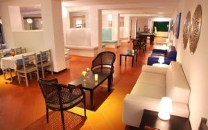 ресторан в отеле Carvi Beach 3*, Алгарве, Португалия