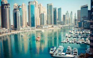 акция от МАУ на перелет в Дубаи