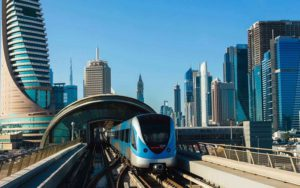 город будущего Дубай