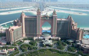 строения Дубай