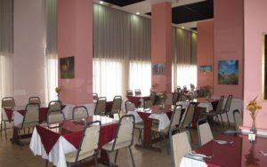 ресторан Flamingo Beach Hotel 3*, Кипр, Ларнака