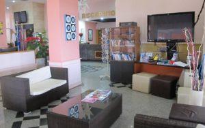отель Flamingo Beach Hotel 3*, Кипр, Ларнака