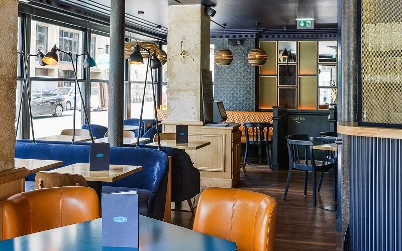 ресторан Chez Gabrielle