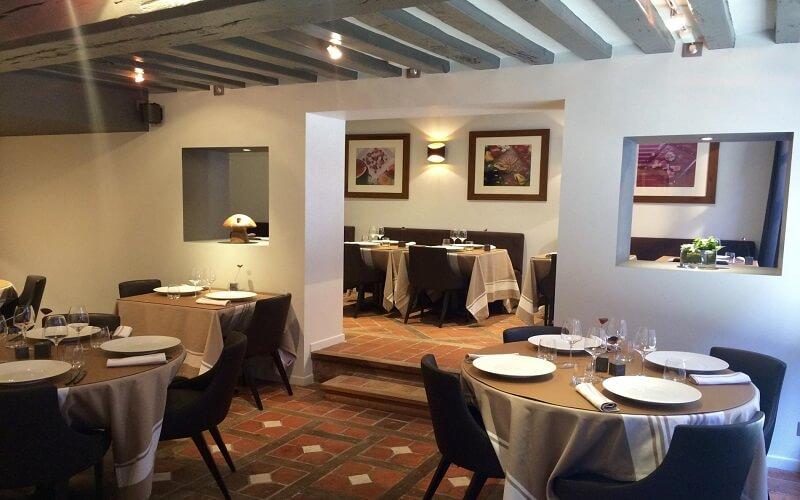 ресторан La Fleur de Sel