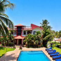 Горящий тур в отель La Vaiencia Beach Resort 2*, Северный Гоа, Индия