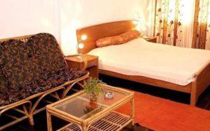 номер в отеле La Vaiencia Beach Resort 2*, Северный Гоа, Индия