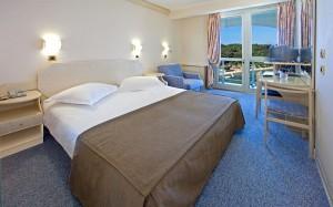номер в отеле Laguna Gran Vista 3*, Пореч, Хорватия