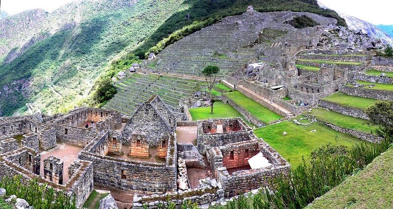 город Мачу Пикчу