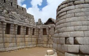 Храм Солнца Мачу Пикчу