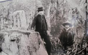 археолог Хайрам Бингем