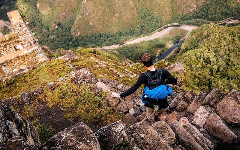 восхождении на гору Уайна-Пикчу