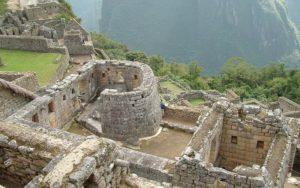 храм в Мачу Пикчу