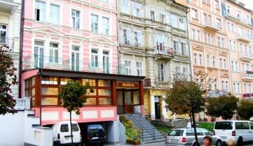 Горящий тур в отель Modena 3*, Карловы Вары, Чехия