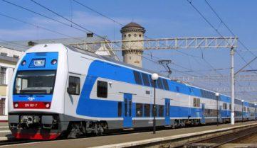 «Укрзалізниця» запустит двухэтажные поезда «Интерсити» Харьков-Винница