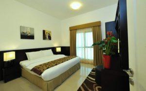 номер в Ramaba Hotel & Suites, ОАЭ, Аджман