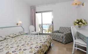 номер в отеле Residence Beach 3*, Израиль, Нетания