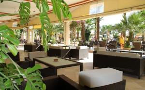 ресторан в готелі Riadh Palms 4*, Сусс, Туніс