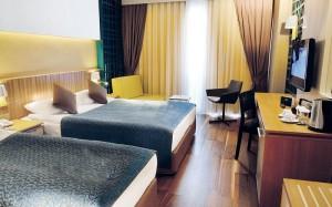 номер в отеле Sherwood Dreams Resort 5*, Белек, Турция