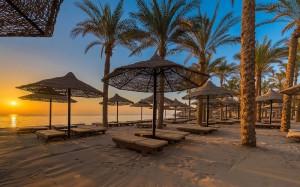 пляж в The Grand Hotel Sharm El Sheikh 5*, Єгипет, Шарм ель Шейх