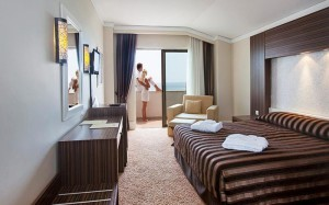 номер а отеле Vera Mare Resort 5*, Белек, Турция