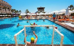 бассейн в Vera Mare Resort 5*, Белек, Турция