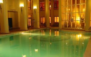 бассейн в отеле Vincci Port El Kantaoui Center 4*, Порт Эль Кантауи, Тунис