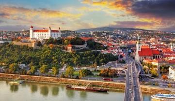 17 декабря начнутся полеты Wizz Air Киев — Братислава