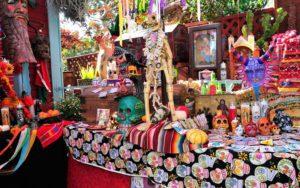 особенности празднования Хэллоуина в Мексике