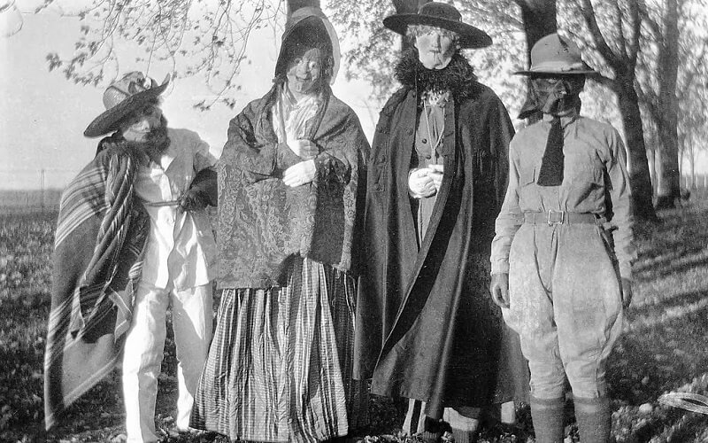 хэллоуин в 19 веке