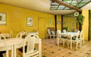 ресторан в отеле Le Faubourg 2*, Париж, Франция