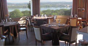 ресторан Le Belvedere