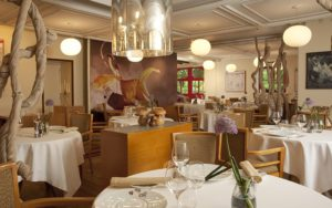 ресторан Le Manoir du Lys