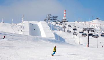На фінському курорті Рука стартував гірськолижний сезон