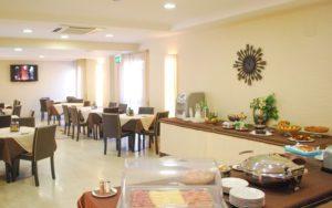 ресторан у готелі Premiere Hotel 4*, Неаполь, Італія