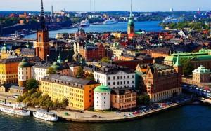 перелет в Стокгольм