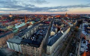 вылет в Стокгольм из Киева
