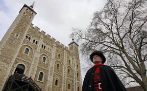 мистический лондонский Тауэр