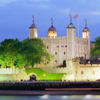 Символ Великобритании — лондонский Тауэр