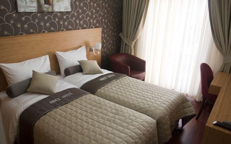 номер у Abel Hotel 3*, Туреччина, Стамбул
