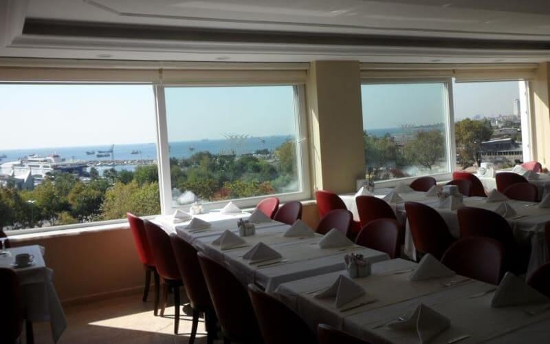 ресторан в Abel Hotel 3*, Турция, Стамбул