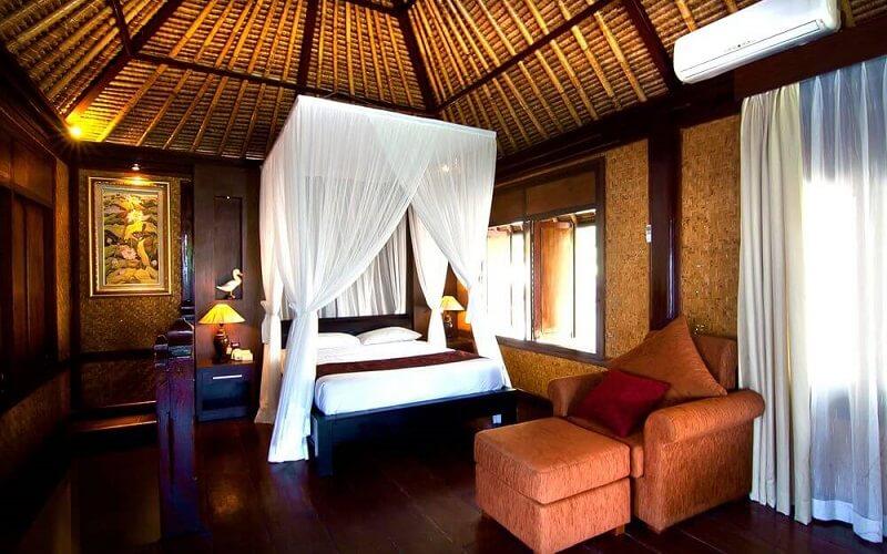 номер в отеле Agung Raka Bungalows 3*, Индонезия, Убуд (о. Бали)
