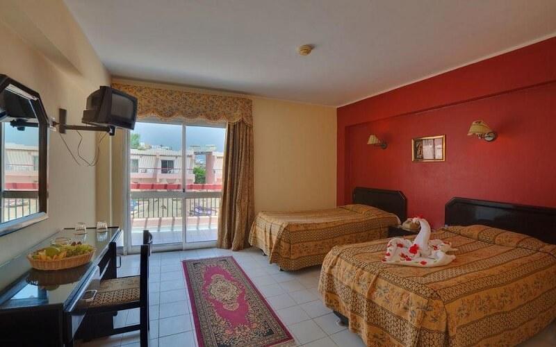 номер в Beirut Hurghada Hotel 3*, Египет, Хургада