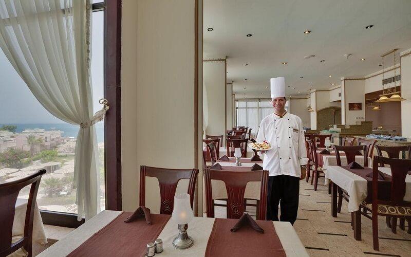 ресторан у Beirut Hurghada Hotel 3*, Єгипет, Хургада