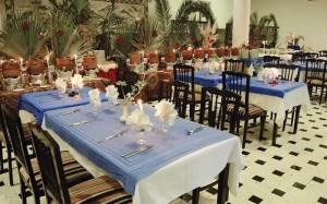 ресторан в отеле Bravo Hammamet 4*, Хаммамет, Тунис