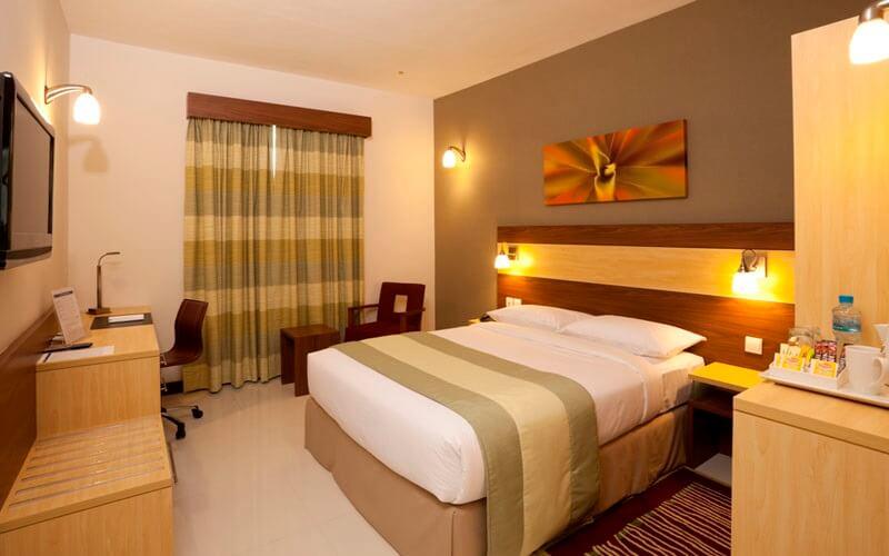 номер в Citymax Hotel Sharjah 3*, Шарджа, ОАЭ