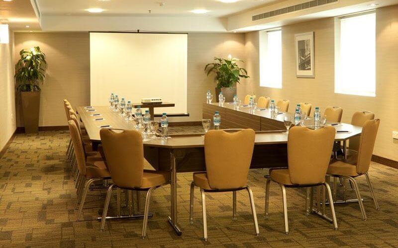 конференц-зал в Citymax Hotel Sharjah 3*, Шарджа, ОАЭ