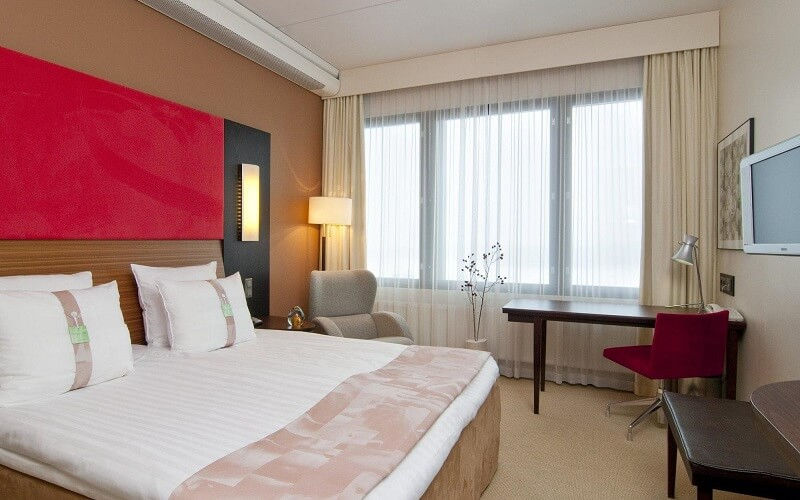 номер в отеле Holiday Inn Helsinki West - Ruoholahti 4*, Финляндия, Хельсинки